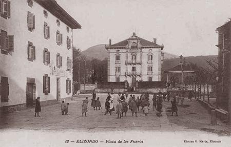 Plaza de Elizondo Antigua
