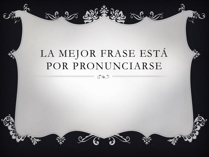 LaMejorFrase